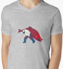 Big Fish Men's V-Neck T-Shirt
