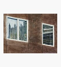 PNC and PPG reflected Photographic Print