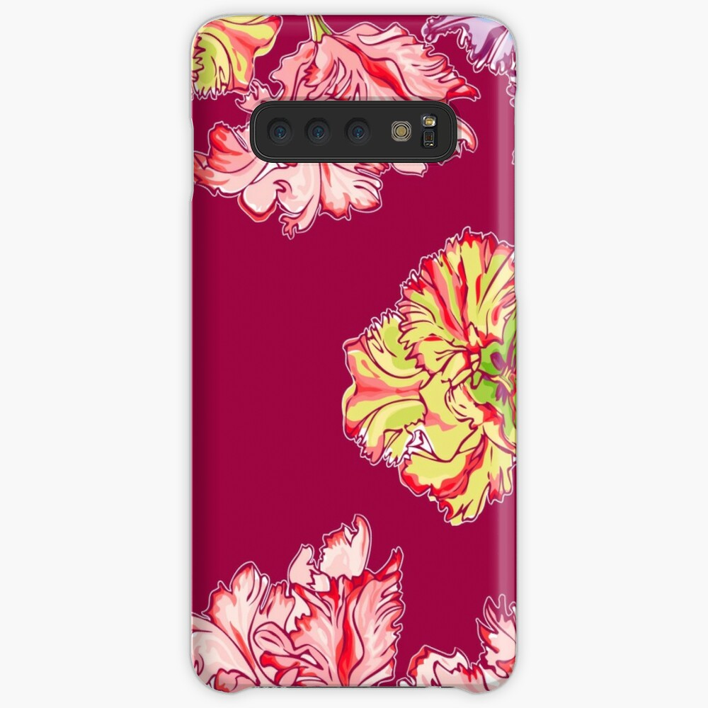 Colorful Tulips Samsung Galaxy Snap Case