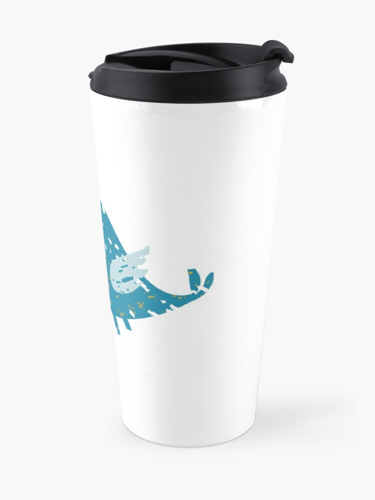 Alternate view of Blue Bird Travel Mug