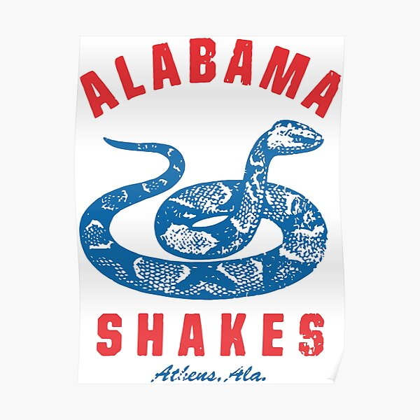 alabama of shakes merch Poster