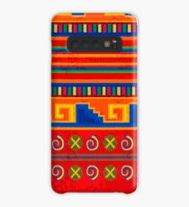 Mexican pattern Case/Skin for Samsung Galaxy