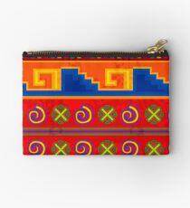 Mexican pattern Zipper Pouch