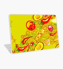 Mexican Salad Laptop Skin