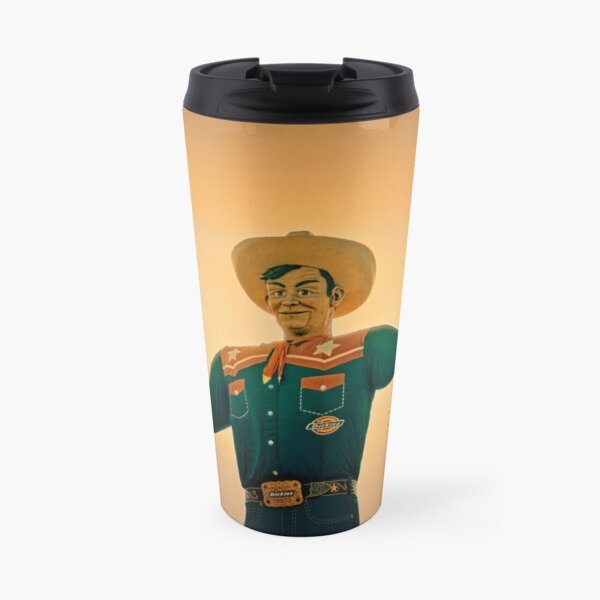 Big Tex Travel Mug