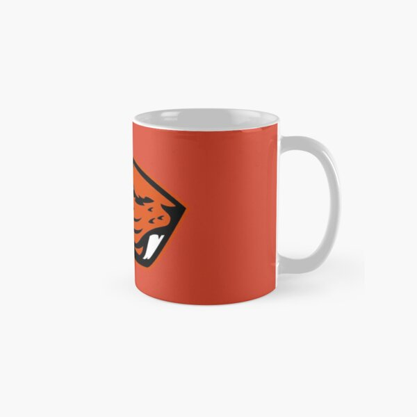 The Oregon State Beaver Classic Mug