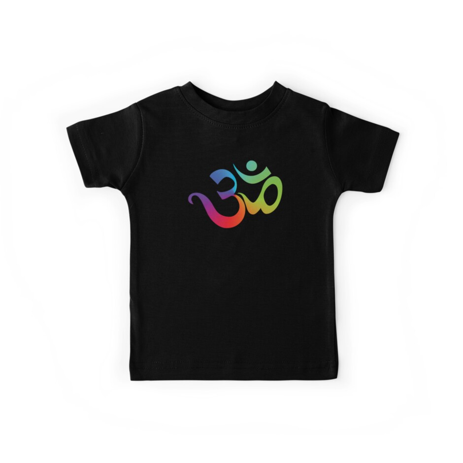 Yoga Om Symbol T-Shirt by T-ShirtsGifts