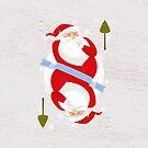 Santa. Ho-Ho-Ho! by rusanovska