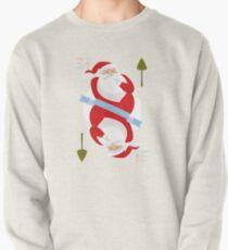 Santa. Ho-Ho-Ho! Pullover Sweatshirt