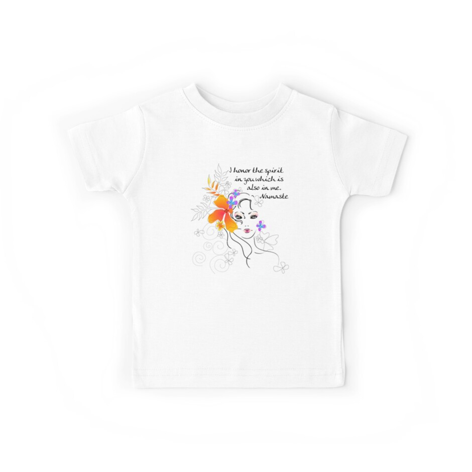I Honor The Spirit in You Which is Also in Me by T-ShirtsGifts
