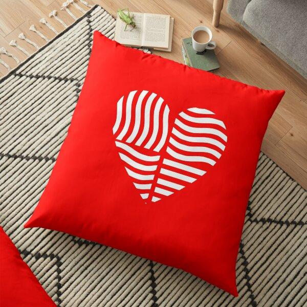 Love: The Fifth Element  Floor Pillow