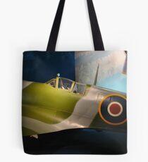 British Spitfire Tote Bag