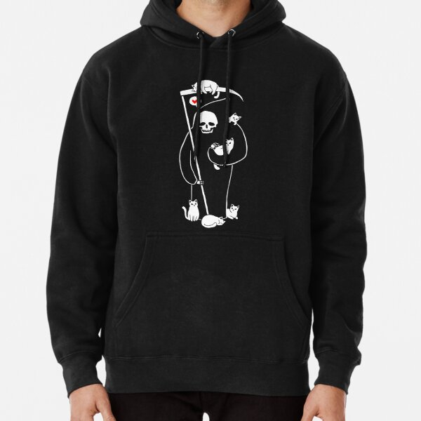 Grimmy Sumo Grin Mens Sweatshirt