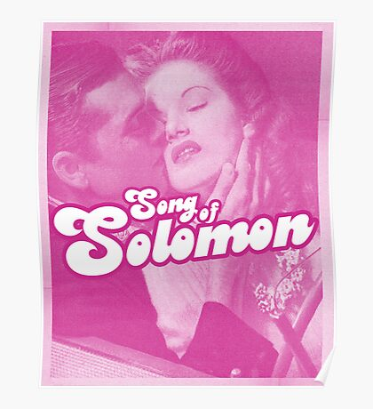Word Leftovers: Song of Solomon 3 Poster