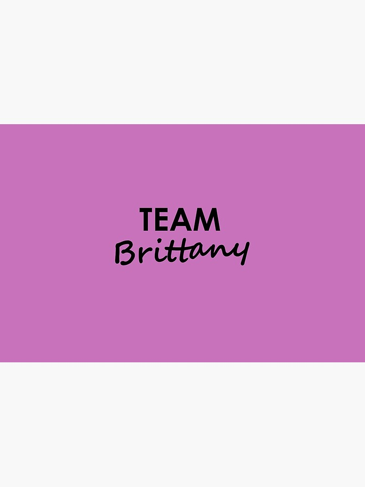 Team Brittany - Stationery by embourne