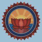 Locus Flower by T-ShirtsGifts