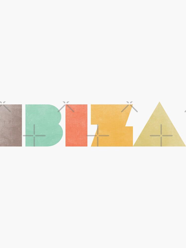 Ibiza Vintage by designkitsch