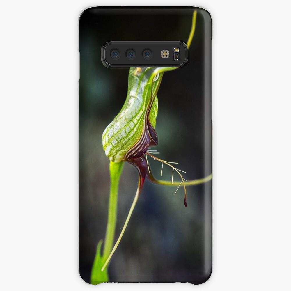 Bird Orchid Case & Skin for Samsung Galaxy