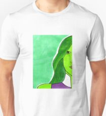 She Hulk – Legal Eagle & Badass Superhero Unisex T-Shirt