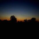 sunset. by winterwonderz