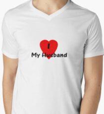 I Love My Husband T-shirt Top T-Shirt