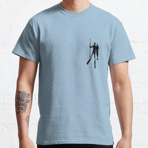 Spearfishing 1 Classic T-Shirt