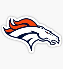 broncos Merch Sticker