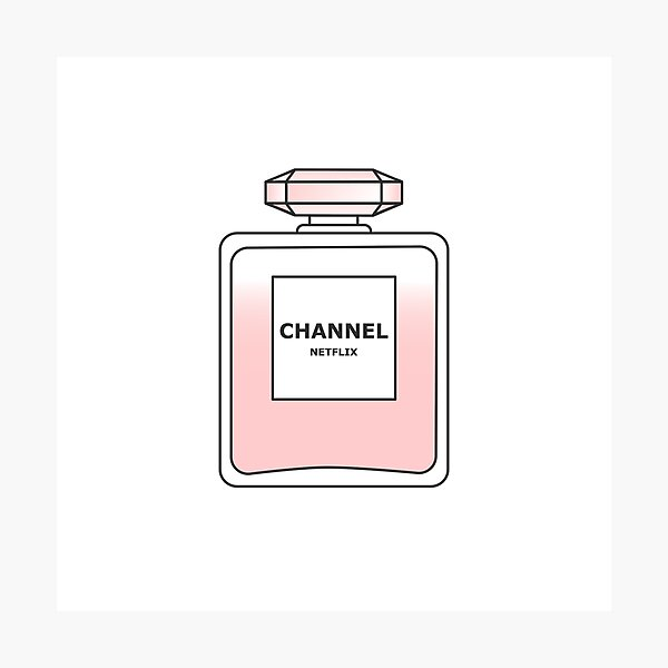 Channel Net flix by Alice Monber Photographic Print