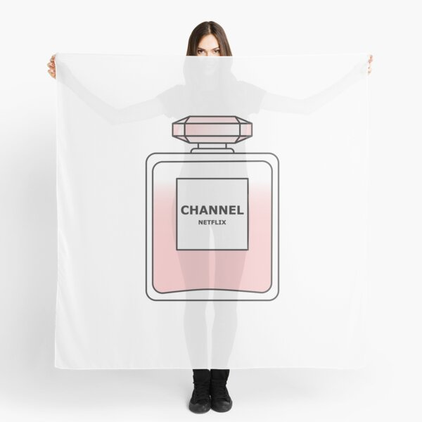 Channel Net flix by Alice Monber Scarf