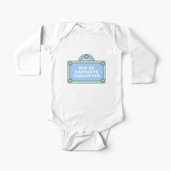 Rue Paris by Alice Monber Long Sleeve Baby One-Piece