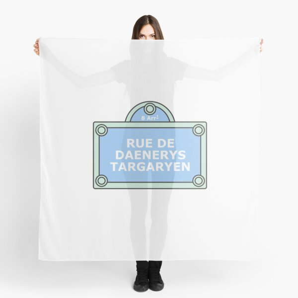 Rue Paris by Alice Monber Scarf