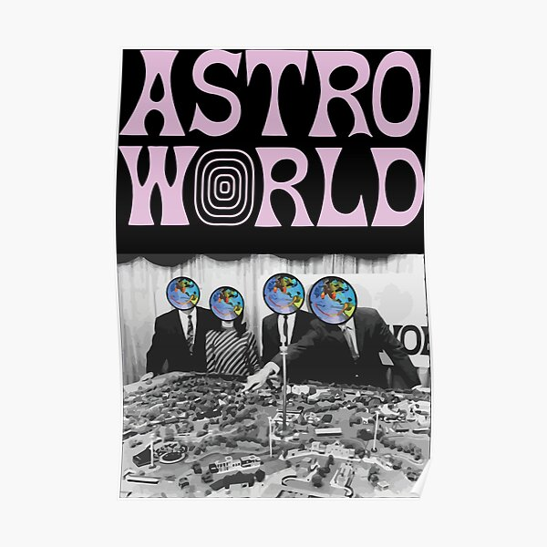 the wrld Poster