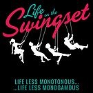 Life on the Swingset Logo by swingsetlife
