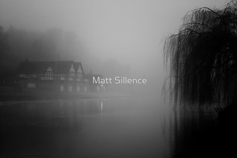 Shrewsbury School Boat House by Matt Sillence