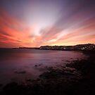 my favourite sunset by Daniel Davison