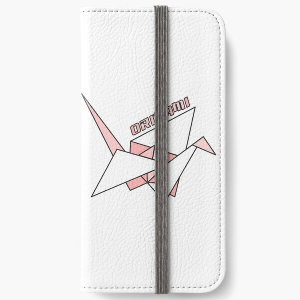 Origami  iPhone Wallet