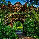 Enter Castle Gardens by Adam Northam