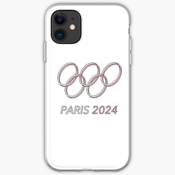 Paris 2024 iPhone Soft Case