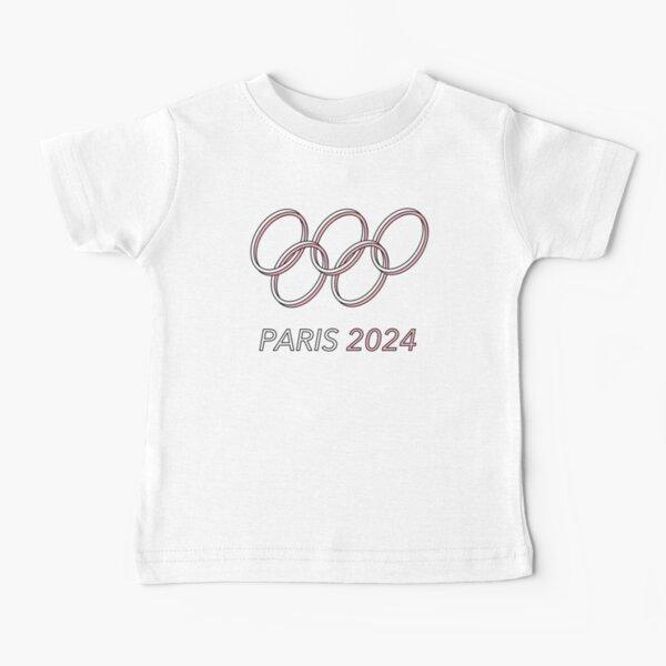 Paris 2024 Baby T-Shirt