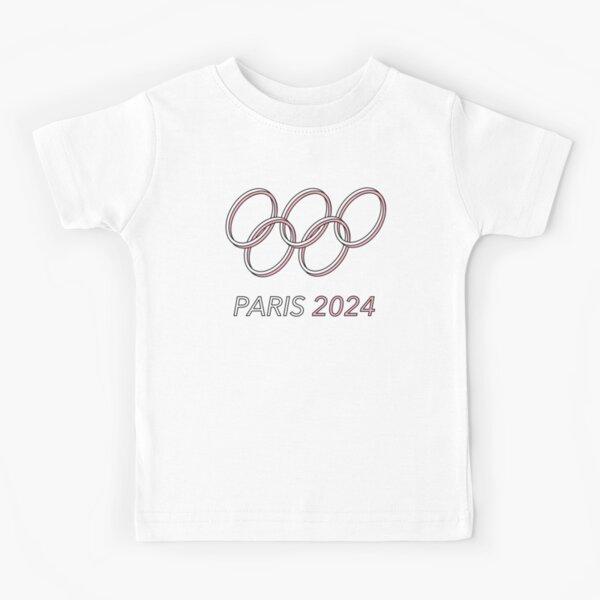 Paris 2024 Kids T-Shirt