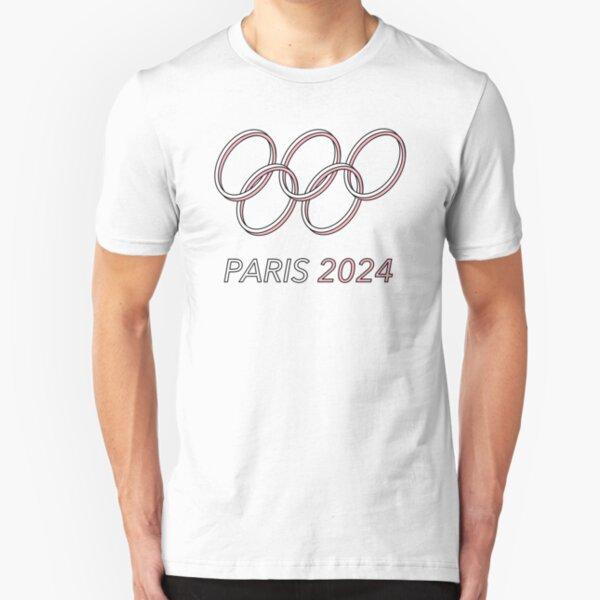 Paris 2024 Slim Fit T-Shirt