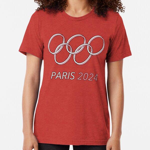Paris 2024 Tri-blend T-Shirt