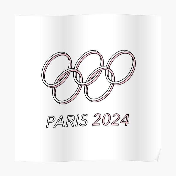 Paris 2024 Poster
