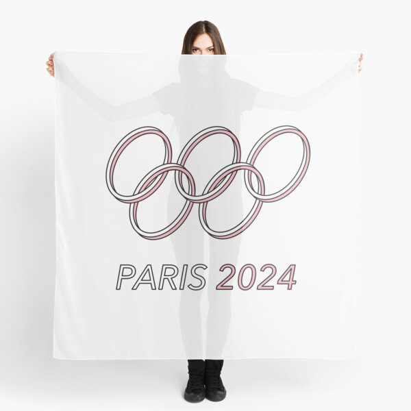 Paris 2024 Scarf