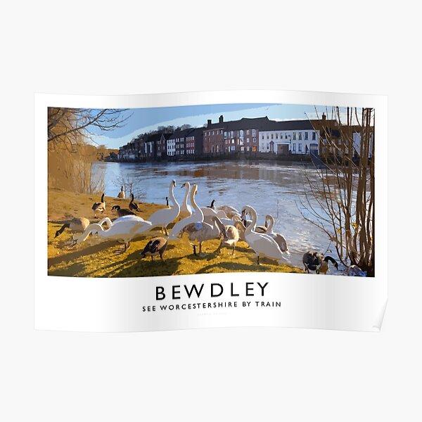 Bewdley (Railway Poster) Poster