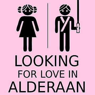 Looking for love in Alderaan places by Achilleus