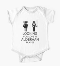 Looking for love in Alderaan places Kids Clothes