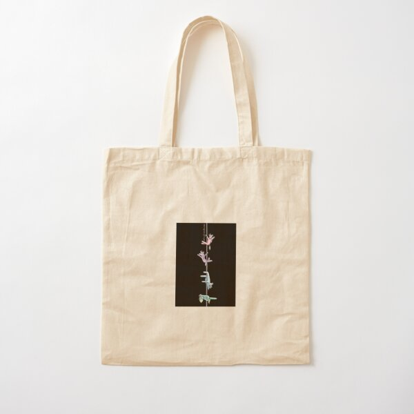 Beast Mode Pole Dance Canvas Tote Bag
