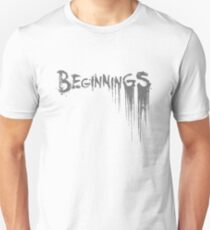Beginnings - Grey T-Shirt
