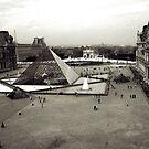 Louvre, Paris 2008 by Frank Bibbins